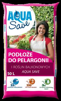 Podłoże do pelargonii Aqua Save
