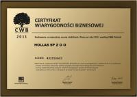 or hollas cwb 2011