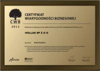 or hollas cwb 2013