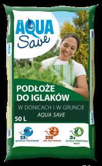 Podłoże do iglaków Aqua Save